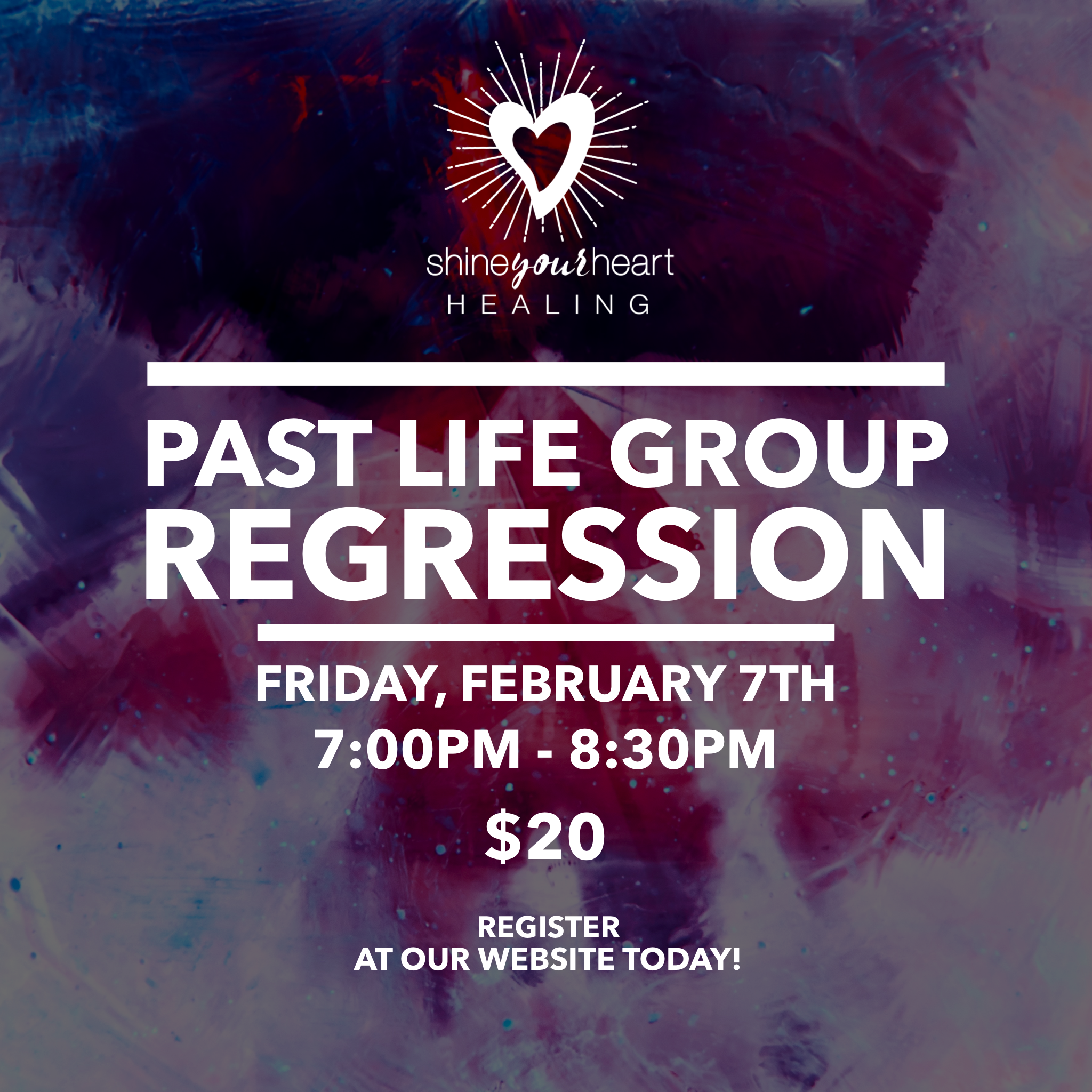 past life group regression